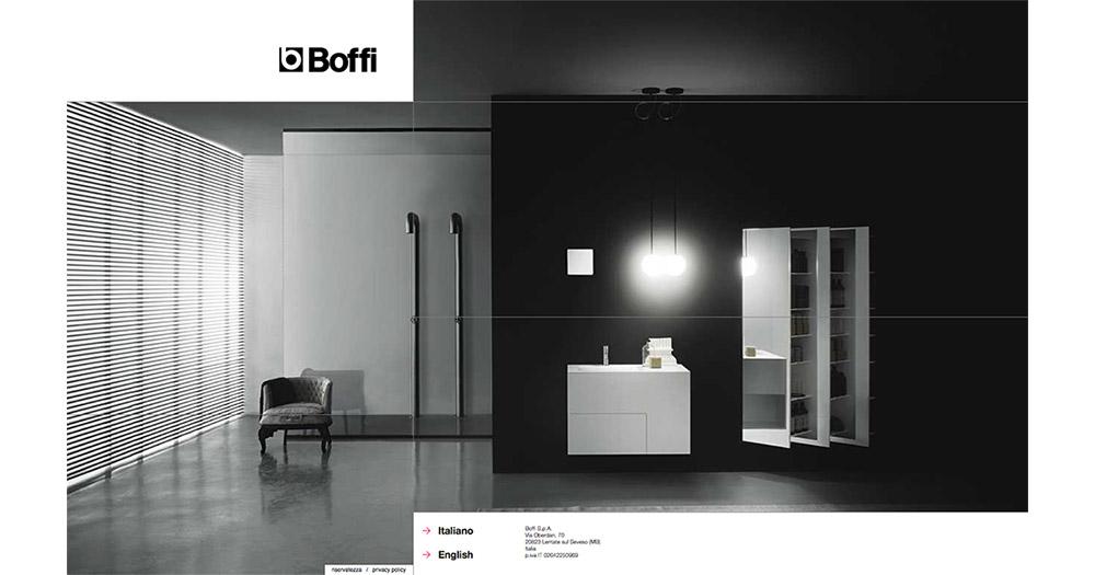 Boffi Web Site