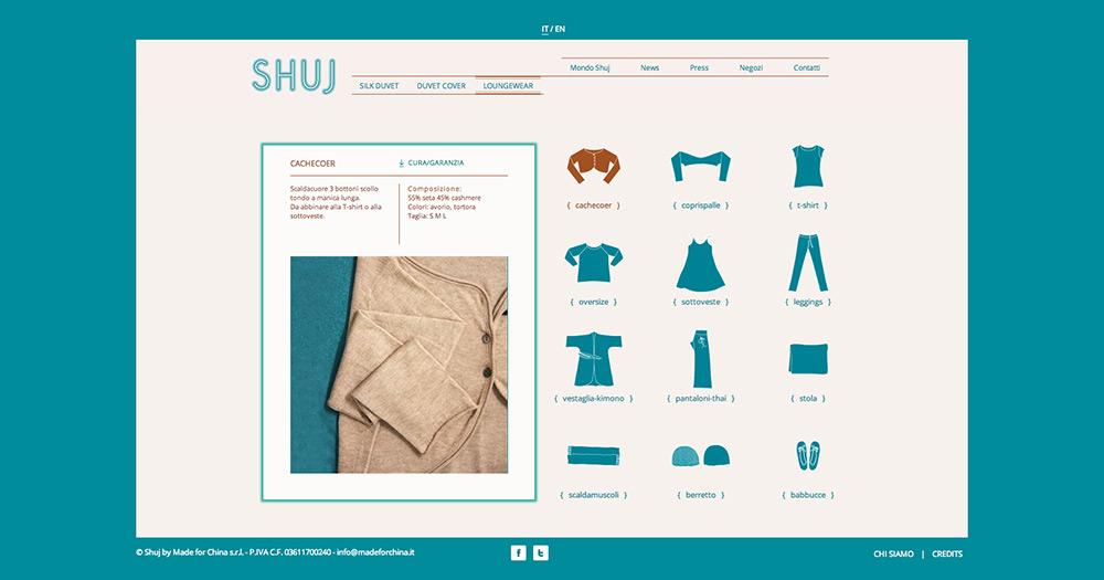 Shuj Web Site