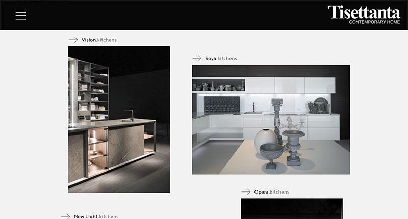 Tisettanta Web Site